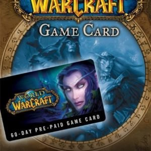 World of Warcraft GameCard 60-days