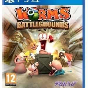 Worms Battleground