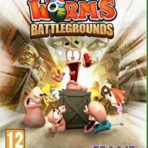 Worms Battlegrounds /Xbox One