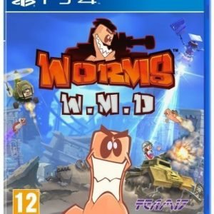 Worms - Weapons of Mass Destruction