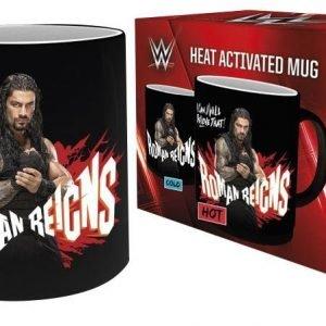 Wwe Roman Reigns Heat Change Mug Muki