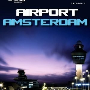 X-Plane 10 - Airport Amsterdam (X-Plane 10 Add-on)