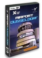 X-Plane 10 - Airport Dusseldorf