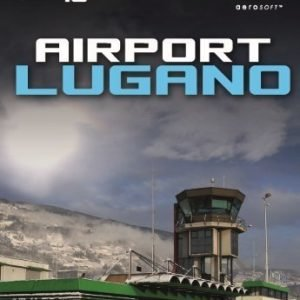 X-Plane 10 - Airport Lugano (X-Plane 10 Add-on)