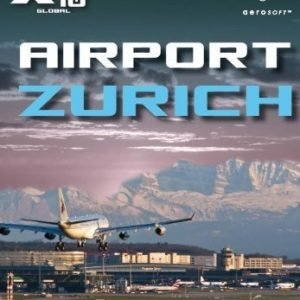 X-Plane 10 - Airport Zurich (X-Plane 10 Add-on)