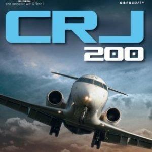 X-Plane 10 - CRJ-200 (X-plane 9