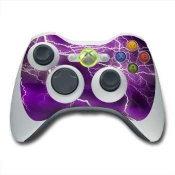 Xbox 3 Controller Skin Apocalypse Violet