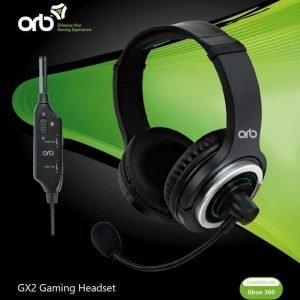 Xbox 360 - GX2 Gaming Headset (ORB)