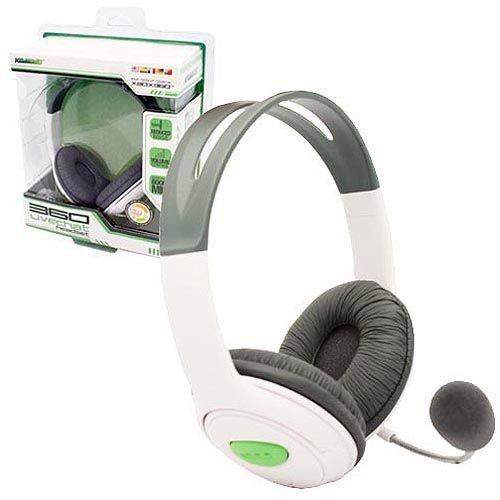 Xbox 360 Pro Gamer Chat Headset KMD