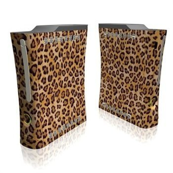 Xbox 360 Skin Leopard Print