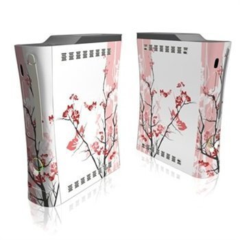 Xbox 360 Skin Pink Tranquility