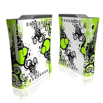 Xbox 360 Skin Simply Green