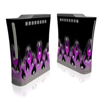 Xbox 360 Skin Ultraviolet