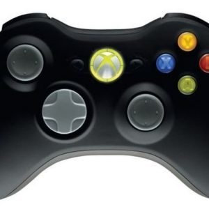 Xbox 360 Wireless Controller for PC And X360 (Black)