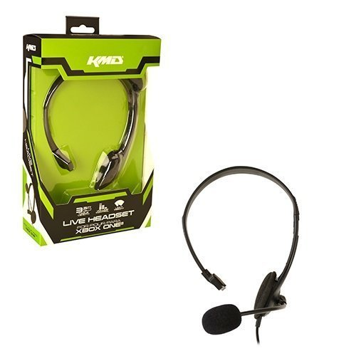 Xbox One Chat Headset Small KMD