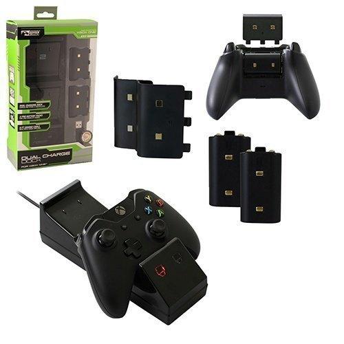 Xbox One Dual Charge Dock - Black