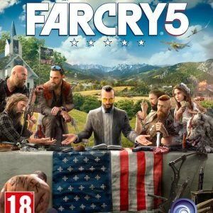 Xbox One Far Cry 5 Peli