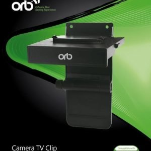 Xbox One - Kinect Camera TV Clip & Wall (ORB)