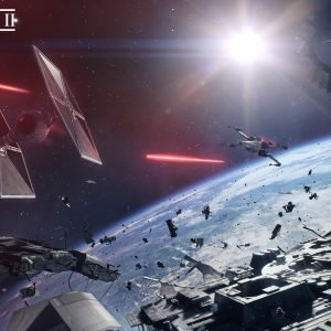 Xbox One Star Wars Battlefront Ii Standard Edition Xbox One Peli