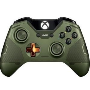 Xbox One Wireless Controller - Halo 5: Guardians Edition - The M