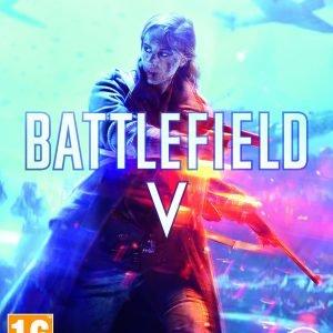 Xbox One Xbone Battlefield V Peli