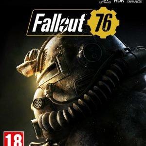 Xbox One Xbone Fallout 76 Peli