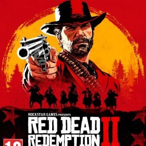 Xbox One Xbone Red Dead Redemption 2 Peli