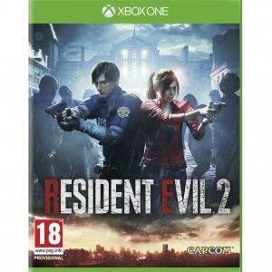 Xbox One Xbone Resident Evil 2 Peli