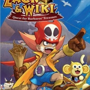 Zack & Wiki: Quest for Barbaros
