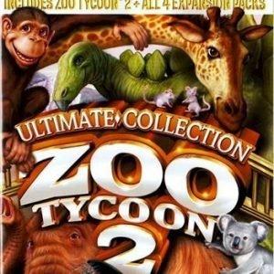Zoo Tycoon 2 Ultimate