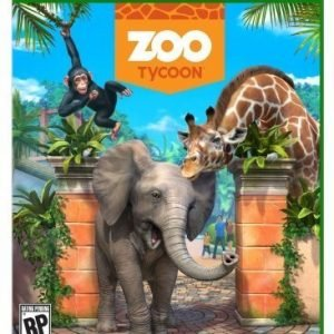 Zoo Tycoon - Game of the Year (Nordic)